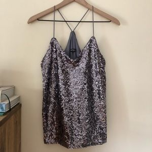Sequin Tank! Perfect for NYE